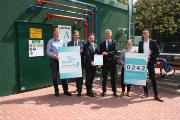 Der Kreis Borken wurde jetzt von der Initiative KlimaExpo.NRW als Vorreiterkommune für den Klimaschutz im Land ausgezeichnet.