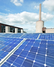 Das Bürgerkraftwerk in Herrenhausen umfasst insgesamt 952 PV-Module.