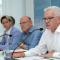Regierungspressekonferenz in Stuttgart zum Ausbau der Förderung der Elektromobilität im Land Baden-Württemberg.