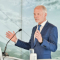 Staatssekretär Rainer Baake sprach zur Eröffnung des neuen Kontrollzentrums von TransnetBW in Wendlingen am Neckar.