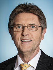 Staatssekretär Klaus Vitt, Beauftragter der Bundesregierung für Informationstechnik