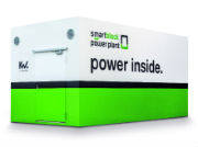 smartblock power plant: Schlüsselfertige Energiezentrale mit BHKW.