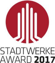 Sechs kommunale Versorger konkurrieren um den Stadtwerke Award 2017.