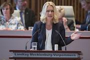 Manuela Schwesig, Ministerpräsidentin Mecklenburg-Vorpommerns, will bei der Digitalisierung neue Akzente setzen.