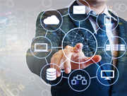 Im Internet der Dinge sind tausende Zähler, Geräte und Sensoren vernetzt.