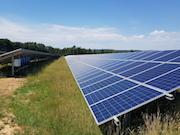 Der Solarpark in Niersbach hat nun mit der Gemeinde Niersbach einen kommunalen Eigentümer.