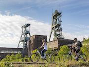 Touren im Radrevier Ruhr können aber der Saison 2018 via Web und Smartphone-App geplant werden.