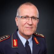 Generalleutnant Ludwig Leinhos, Inspekteur Cyber- und Informationsraum.