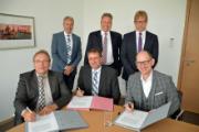 Neue Gesellschafterstruktur des Windparks Rieste festschreiben.