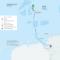 Das 900 Megawatt-Seekabel soll den Offshore-Strom der Windparks EnBW Hohe See, Albatros und Albatros I als Gleichstrom nach Emden transportieren.