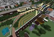 Auf die Blöcke, fertig, los: Oberursel nutzt das Spiel Minecraft, um Bürger in die Stadtplanung einzubeziehen.
