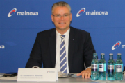 Mainova-Chef Constantin H. Alsheimer präsentierte ein nach eigenen Worten planmäßiges Halbjahresergebnis 2017.