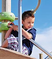 Kommunen haften für Spielplatzsicherheit.