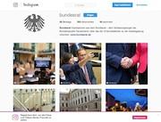 Der Deutsche Bundesrat zeigt sich nun auch auf Instagram.