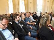 eGovForum 2017: Die Teilnehmer erhielten Einblicke in kommunale E-Government-Projekte.