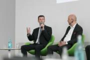 Die Referenten der vierten Smart-Grid-Fachtagung von WAGO haben am Firmensitz in Minden über die Digitalisierung der Verteilnetze diskutiert.