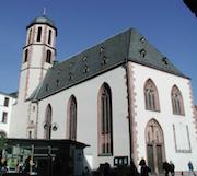 Frankfurt am Main stellt seine Kirchen virtuell im Internet vor. Den Anfang macht die Liebfrauenkirche.