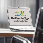 Die Region Ostwestfalen-Lippe ist die erste von fünf Modellkommunen, um innovative Projekte des E-Government für Nordrhein-Westfalen zu erproben.