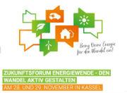 Um erneuerbare Energien, Klimaschutz, Energieeffizienz sowie Elektromobilität in Kommunen und Regionen geht es auf dem Expertentreffen in Kassel.