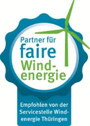 BayWa r.e. hat jetzt die Auszeichnung Faire Windenergie Thüringen erhalten.