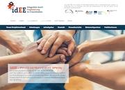 Die Inhalte der idEE-Website sind auf Deutsch, Englisch, Arabisch, Farsi und Somali abrufbar.