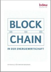 BDEW-Studie über die Möglichkeiten der Blockchain für die Energiewirtschaft.