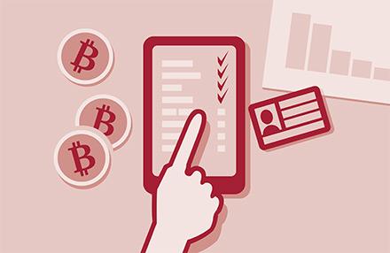 Mit der Blockchain Digitalisierung neu denken.