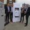 Die Stadt Salzgitter und das Unternehmen sunhill technologies realisieren zusammen das zweijährige Projekt Handyparken.