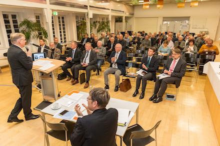 Zum 50. Mal traf sich Anfang November 2017 der Verband der Kommunalen Anteilseigner (KAV) des Schweriner Versorgers WEMAG.
