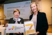 Herten wird von der dena als Energieeffizienz-Kommune ausgezeichnet.