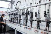 Die Voltaris-Prüfstelle für Zähler und Messeinrichtungen in Maxdorf wurde auf zehn Prüfplätze erweitert.