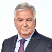 Michael Riechel, Präsident des Deutschen Vereins des Gas- und Wasserfaches (DVGW) und Thüga-Vorstandschef.