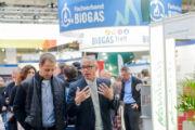 Auf der Biogas Convention & Trade Fair finden die Besucher Lösungsansätze und Möglichkeiten zur Ertragssteigerung.