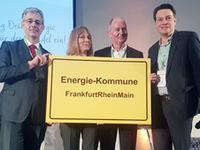 Der Regionalverband FrankfurtRheinMain ist für seine vorbildliche Steuerung und das herausragende Monitoring der kommunalen Energiewende ausgezeichnet worden.