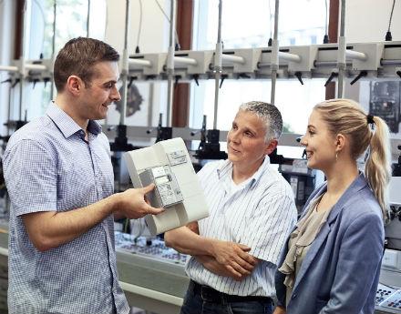 In der Voltaris-Anwendergemeinschaft Messsystem werden praxisorientierte Schulungen durchgeführt.