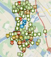 Verortungfunktion wird beim Monheimer Bürgerhaushalt rege genutzt.
