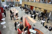 350 Besucher tauschten sich bei der Governikus-Jahrestagung 2017 aus.