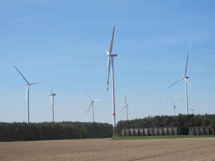 Windpark Kölsa in Brandenburg: Kommunen würden von Konzessionsabgaben auch für erzeugten Strom profitieren.