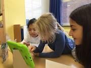 Wolfsburg: Die Schüler der Leonardo Da Vinci Grund- und Gesamtschule lernen zu programmieren.