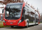 Noch in diesem Jahr sollen 13 Elektro-Busse in der Osnabrücker Innenstadt fahren.