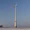 Die EnBW-Windkraftanlage in Schopfloch ist mit 138 Metern die derzeit höchste im Nordschwarzwald.