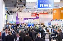 E-world energy & water: Rund 25.000 Besucher informierten sich über die Zukunft der Energieversorgung.