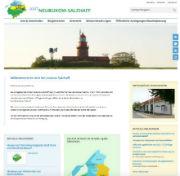 Amt Neubukow-Salzhaff mit neuem Gesicht im Web.