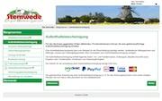 Online-Services der Gemeinde Stemwede können nun auch via PayPal und paydirekt beglichen werden.
