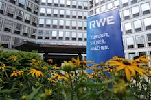RWE will sich in Zukunft auf das Geschäft mit erneuerbaren Energien konzentrieren.