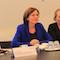 Wie Rheinland-Pfalz bei der Digitalisierung für den Bund Modell steht, erklärt Ministerpräsidentin Malu Dreyer (Mitte).