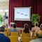 Beim Forum Digital Stadt informierten Experten wie André Domin, Geschäftsführer des Technologieparks Heidelberg, über verschiedene Aspekte der Digitalisierung.