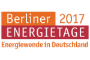 Berliner Energietage 2017