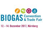 BIOGAS Convention & Trade Fair
