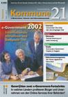 Kommune21 Ausgabe 8/2002